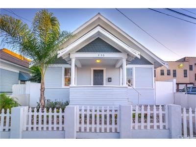 Long Beach Single Family Home For Sale: 450 West 11th Street