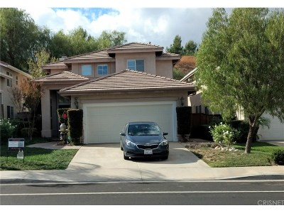 Canyon Country Single Family Home For Sale: 26531 Isabella Parkway