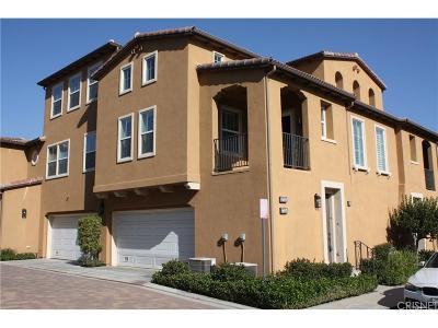 Valencia Condo/Townhouse For Sale: 27022 Pebble Beach Drive