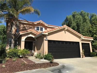 Saugus Single Family Home For Sale: 28634 David Way
