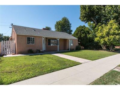 Northridge Single Family Home For Sale: 8117 Louise Avenue
