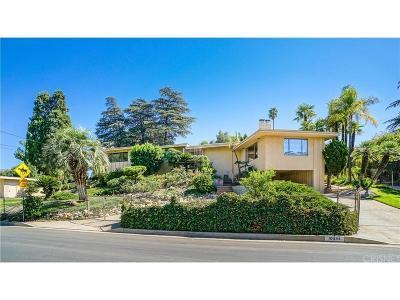 Shadow Hills Single Family Home For Sale: 10034 La Canada Way