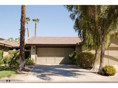 Palm Desert Condo/Townhouse For Sale: 314 Appaloosa Way