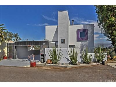 Hollywood Hills Rental For Rent: 6911 Viso Drive