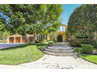 Calabasas Single Family Home For Sale: 5512 Collingwood Circle