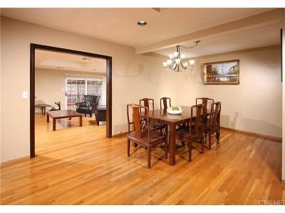 Tarzana Single Family Home For Sale: 18232 Weddington Street