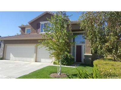 Valencia Single Family Home For Sale: 23244 Savory Place