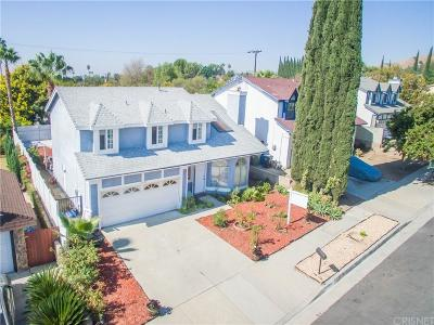 Lakeview Terrace Single Family Home For Sale: 11608 Luanda Street