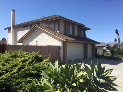 Moorpark Single Family Home For Sale: 13096 East Cloverdale Street