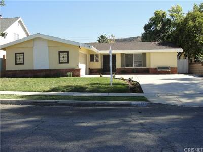 Saugus Single Family Home For Sale: 21126 Kingscrest Drive