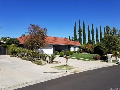 Northridge Single Family Home For Sale: 10661 Baton Rouge Avenue