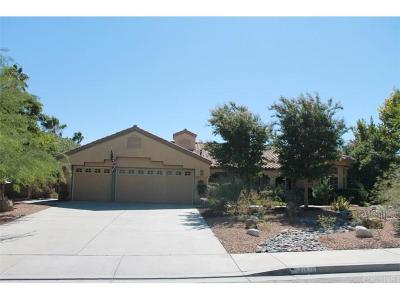 Palmdale Single Family Home For Sale: 41126 Rimfield Drive