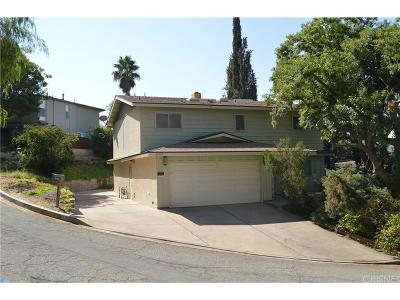 Woodland Hills Single Family Home For Sale: 20962 Bandera Street