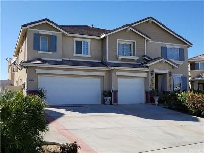 Palmdale Single Family Home For Sale: 39131 Giant Sequoia Street