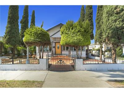 Long Beach Single Family Home For Sale: 1949 Olive Avenue
