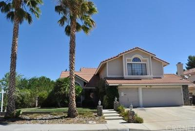 Palmdale Single Family Home For Sale: 4611 Grandview Drive
