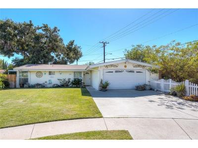 Canyon Country Single Family Home For Sale: 19236 Wellhaven Street