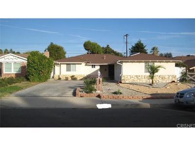 Northridge Single Family Home For Sale: 8540 Calvin Avenue