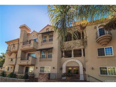 Toluca Lake Condo/Townhouse For Sale: 10740 Moorpark Street #307