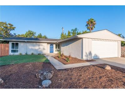 Chatsworth Single Family Home For Sale: 9550 Casaba Avenue