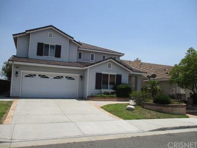 Castaic Single Family Home For Sale: 30078 Cambridge Avenue