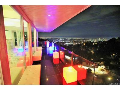 West Hollywood Rental For Rent: 1737 Sunset Plaza Drive