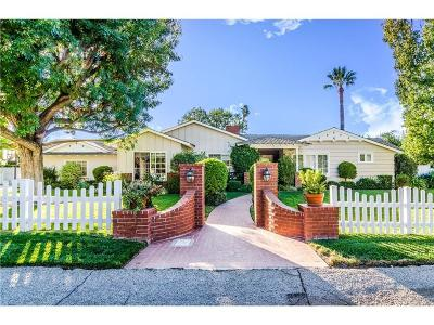 Woodland Hills Single Family Home For Sale: 4817 Natoma Avenue