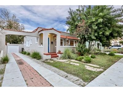 Long Beach Single Family Home For Sale: 3926 East Wilton Street