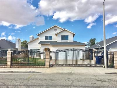 Palmdale Single Family Home For Sale: 4823 Diamond Street