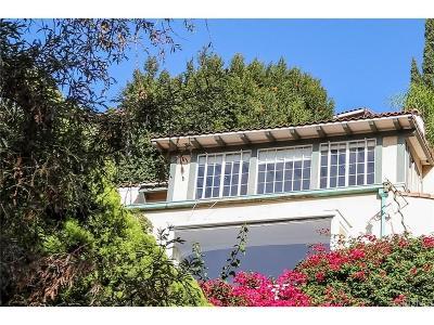 Single Family Home For Sale: 2032 North Las Palmas Avenue