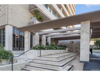 Los Angeles County Condo/Townhouse For Sale: 1333 South Beverly Glen Boulevard #804