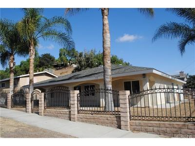 Moorpark Single Family Home For Sale: 712 Magnolia Street