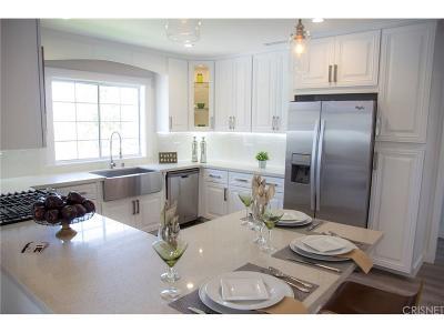 Encino Single Family Home For Sale: 17554 Miranda Street