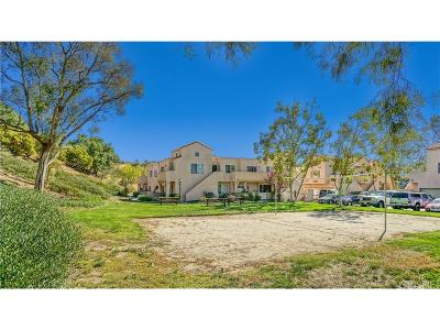Newhall Condo/Townhouse For Sale: 21203 Trumpet Drive #202
