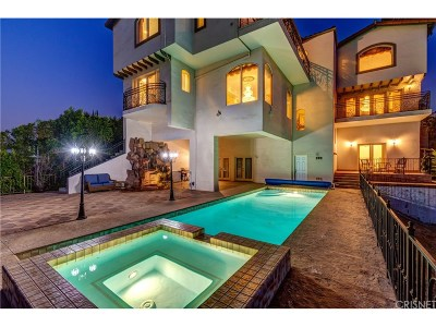 Sherman Oaks Rental For Rent: 3837 Sherwood Place