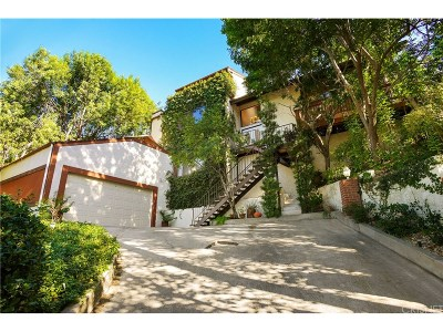 Woodland Hills Single Family Home For Sale: 5181 Llano Drive