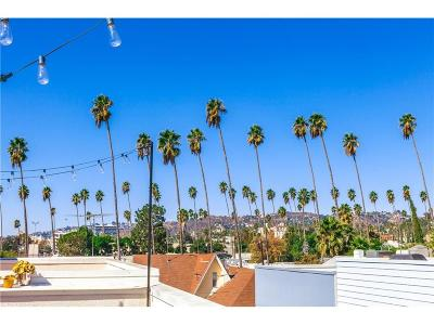 Hollywood Condo/Townhouse For Sale: 5636 Cielo Way