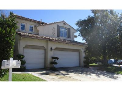 Valencia Single Family Home For Sale: 27202 Trinidad Court