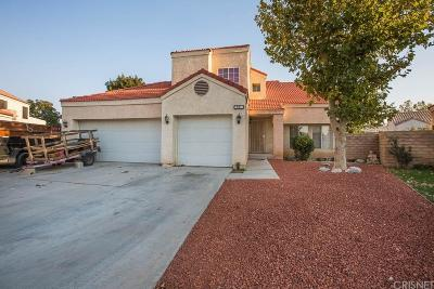 Palmdale Single Family Home For Sale: 4316 Boise Court