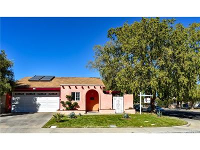 Palmdale Single Family Home For Sale: 3145 East Avenue Q15