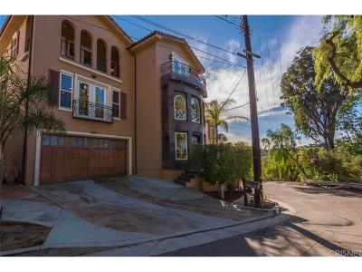 Woodland Hills Single Family Home For Sale: 4610 Bedel Street