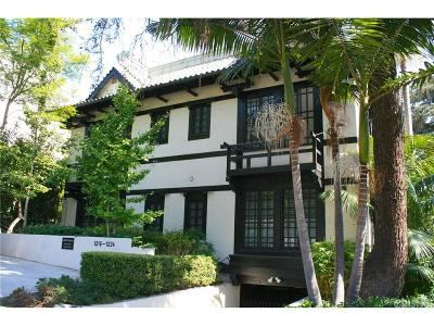 West Hollywood Rental For Rent: 1216 North La Cienega Boulevard #f1