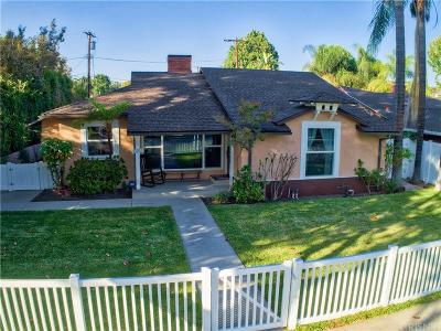 Sherman Oaks Single Family Home For Sale: 13205 Magnolia Boulevard