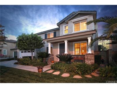 Valencia Single Family Home For Sale: 24032 Via Cresta