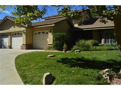 Palmdale Single Family Home For Sale: 41201 Laidlaw Lane