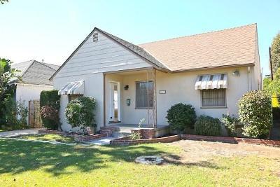 Sherman Oaks Rental For Rent: 4463 Calhoun Avenue