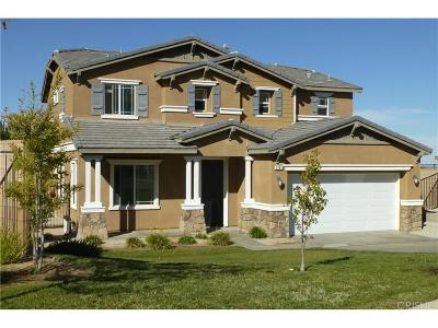 Palmdale Single Family Home For Sale: 1741 Burmese Place