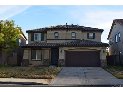 Palmdale Single Family Home For Sale: 2327 Delicious Lane