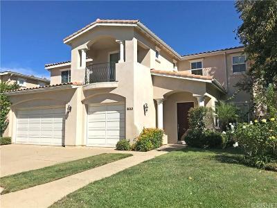 Northridge Single Family Home For Sale: 9640 Paso Robles Avenue