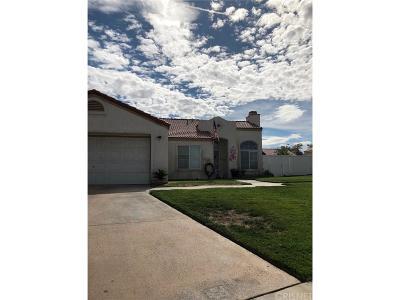 Palmdale Single Family Home For Sale: 6022 Katrina Place